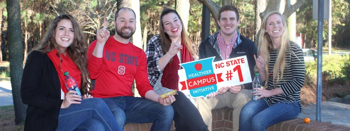 NC State and the Healthier Campus Initiative